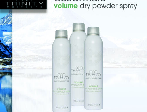 NIEUW – Essentials Volume Dry Powder Spray